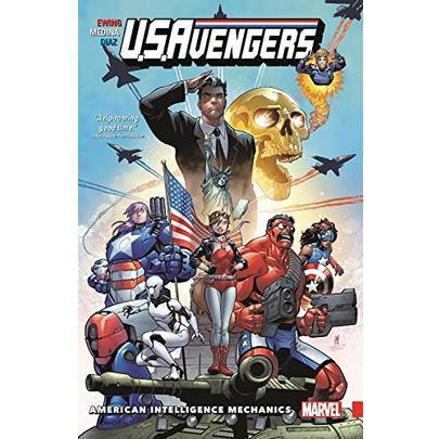 Imagem de U.S.Avengers Vol. 1 - American Intelligence Mechanics