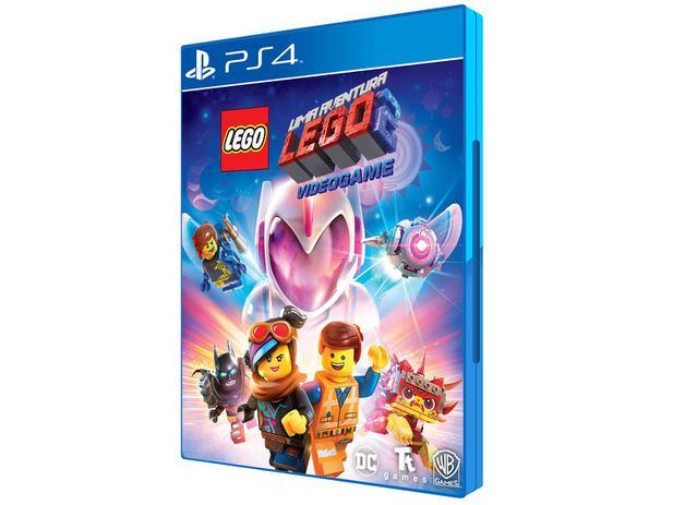 Uma Aventura LEGO 2 para PS4 - TT Games