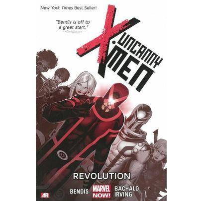 Imagem de Uncanny X-Men Vol.1 - Revolution