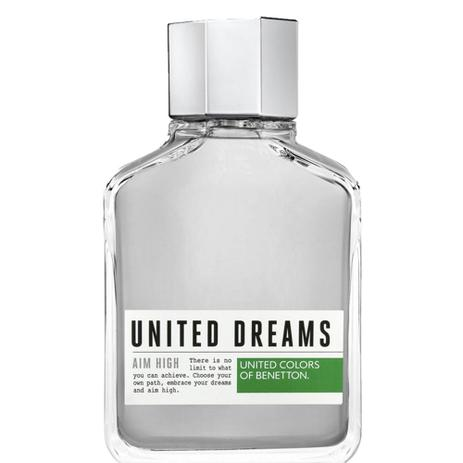 e56a8d961 United Dreams Aim High Benetton - Perfume Masculino - Eau de Toilette