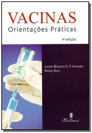 Imagem de Vacinas: orientacoes praticas - Martinari