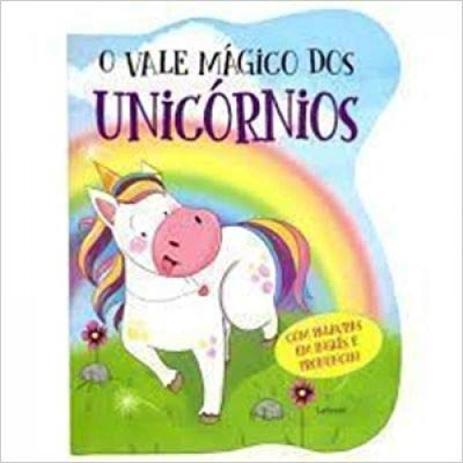 Imagem de Vale magico dos unicornios, o - Lafonte