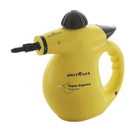 Imagem de Vaporizador Higienizador Britânia Express N, 1000W, Amarelo - 110V