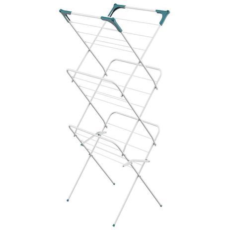 Imagem de Varal de chão vertical com 3 andares flas limp lav0245