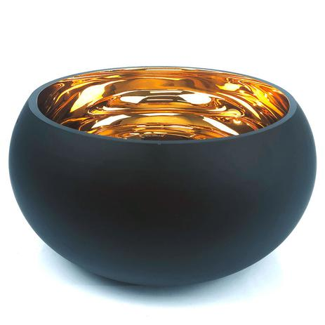 Vaso De Vidro Decorativo Centro De Mesa Para