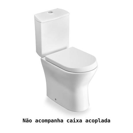 Imagem de Vaso Sanitário para Caixa Saída Sifônica Nexo Branco Roca