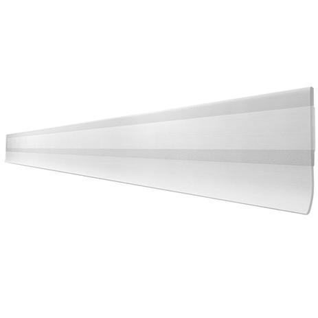Imagem de Veda Porta Adesivo ComfortDoor 80 cm Ajustável Universal Transparente