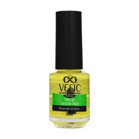 Vefic óleo de cravo da india restaurador de unhas 11ml