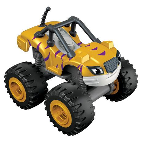 d0c4046a2cc7 Veículo Básico - Blaze and The Monsters Machine - Amarelo - Fisher-Price -  Fisher price