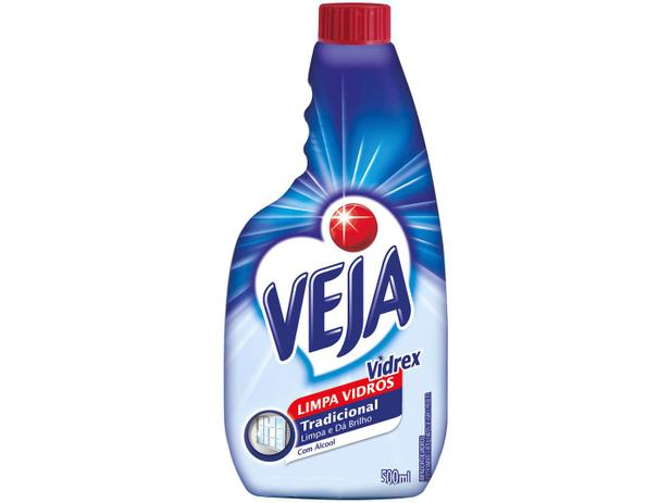 Veja Vidrex - Limpa Vidros - 500ml