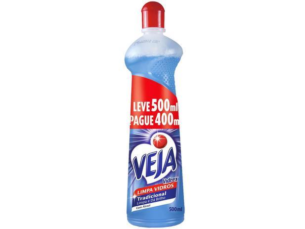 Imagem de Veja Vidrex - Limpa Vidros Squeeze - 500ml- 2 UNIDADES