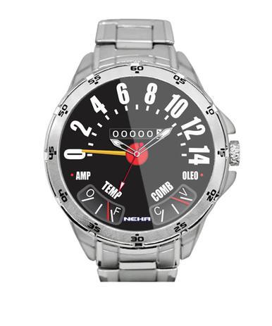 8433c5ca739 Velocimetro Jeep Willys Relógio Personalizado 5776 - Neka - Relógio ...