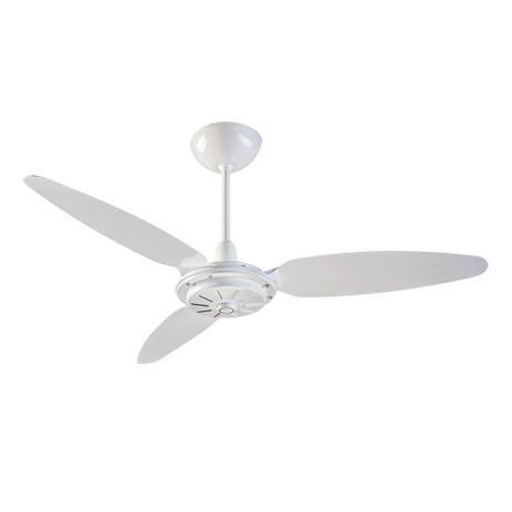 Imagem de Ventilador de Teto Comercial 3 Pás Br Rv 127v 430 Branco