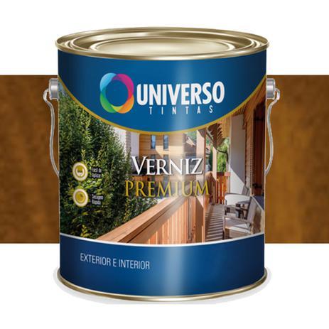 Imagem de Verniz Premium Brilhante Universo Imbuia 900 Ml