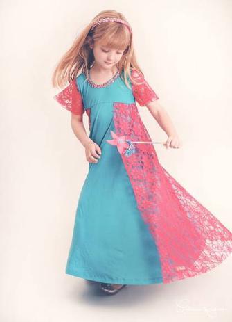 Vestido Elsa Frozen Fever Contos De Vestir