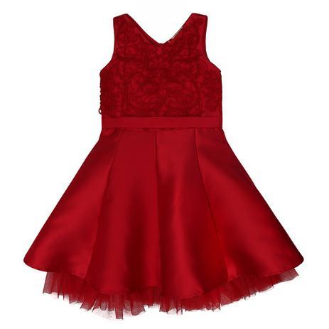 c326fab4fb Vestido Festa Petit Cherie Bordado Arabesco - Vestido para Meninas ...
