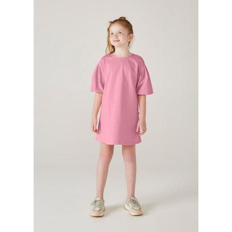 Imagem de Vestido Infanti Menina Com Mangas Bufantes