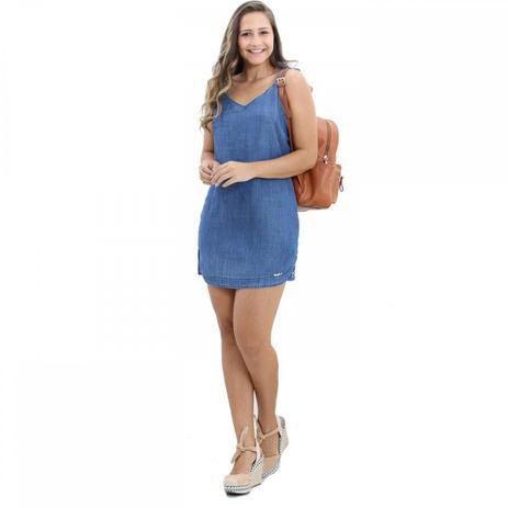 d326db285093 Vestido Jeans Curto Alças Finas - Black jeans - Vestido Feminino ...