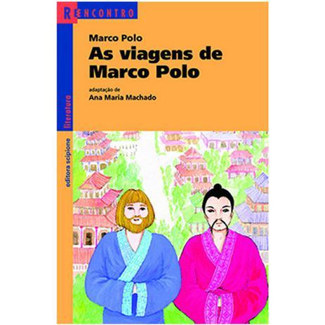 Imagem de Viagens De Marco Polo