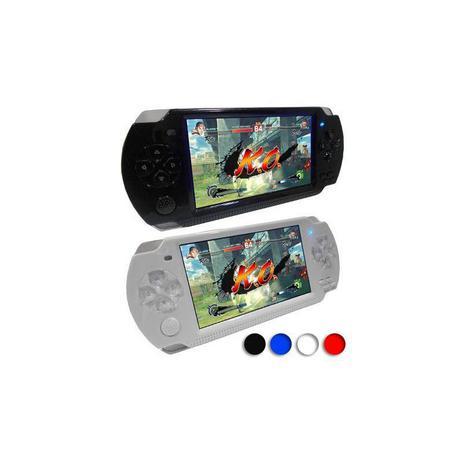 Imagem de Video Game Portátil GBA-GBC Game Player 3D - Branco 10000 Mil jogos