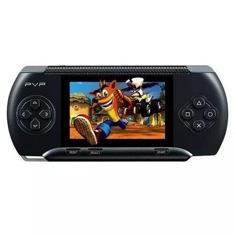 Imagem de Vídeo Game Retro Portátil Game Player PVP  Jogos Inclusos 8 Bits