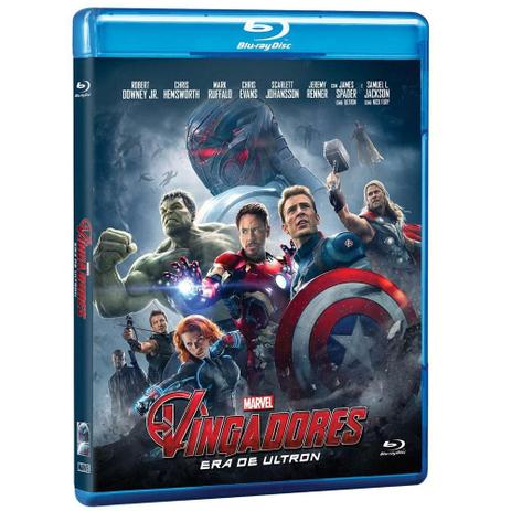 Imagem de Vingadores Era de Ultron - Blu-ray