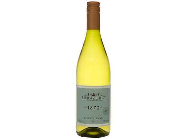 Imagem de Vinho Branco Seco Errazuriz 1870 Chardonnay