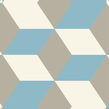 Imagem de Vinil Adesivo Azulejo Decorativo e Parede VAX-005 - Litoarte