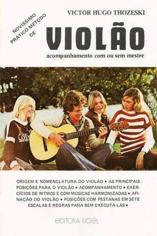 Imagem de Violão - Acompanhamento com ou sem Mestre - Editora rígel
