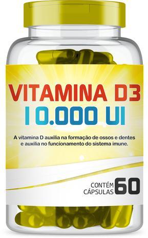 Imagem de Vitamina D3 10.000ui com 60 Comprimidos