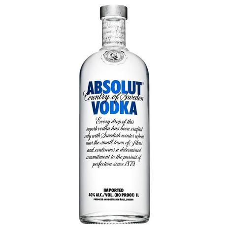 Imagem de Vodka Absolut Original 1l