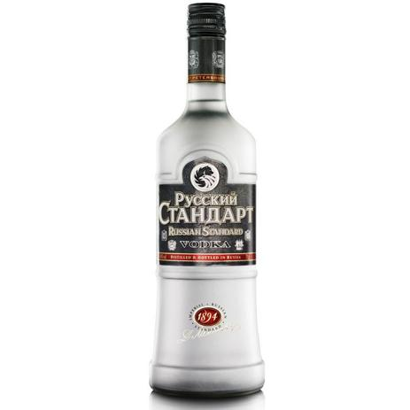 Imagem de Vodka Russian Standard 1000 ml