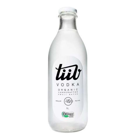 Imagem de Vodka Tiiv Orgânica 1L