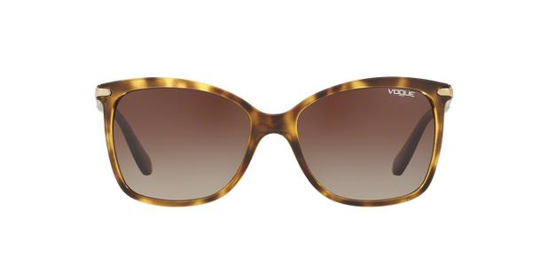 799839be418d4 Vogue VO5126SL W65613 Tartaruga Havana Lente Tam 55 - Óculos de Sol ...