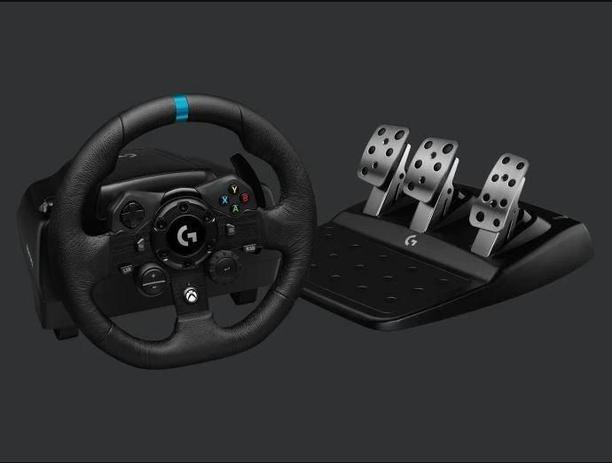 Imagem de Volante Logitech G923 Trueforce Xbox One, Xbox Series X e PC