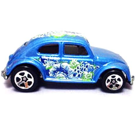 Imagem de VW Bug - Carrinho - Hot Wheels - SURF N SUN SERIES - 02/04 - 1998