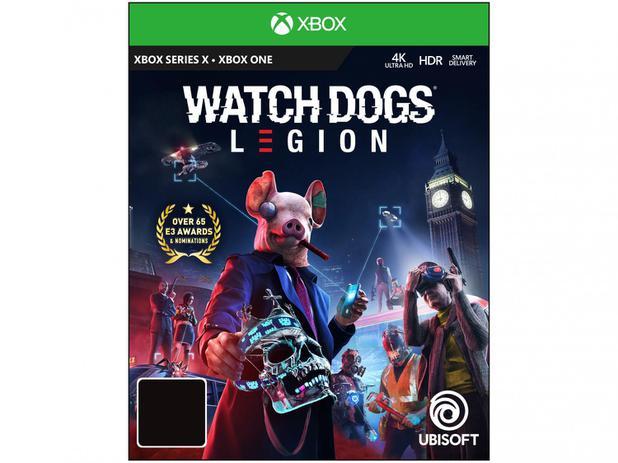 Imagem de Watch Dogs Legion para Xbox One Ubisoft
