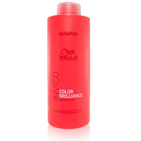 Imagem de Wella Professionals Invigo Color Brilliance Shampoo 1000ml