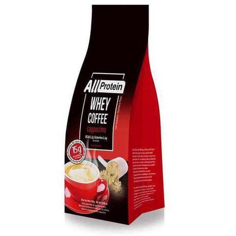 Imagem de Whey Coffee Cappuccino 300G - All Protein