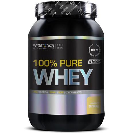 Imagem de Whey Protein 100% Pure Whey 900g - Probiótica