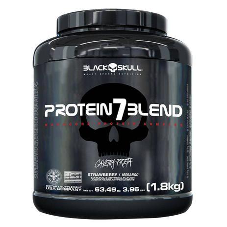 3b3581553 Whey Protein 7 Blend Caveira Preta 1