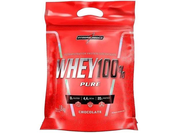 Imagem de Whey Protein Concentrado Integralmédica 100% Pure