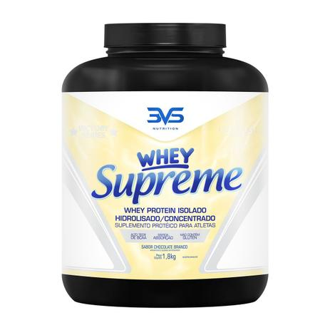 Imagem de Whey supreme 1,8 kg - 3vs (chocolate branco)