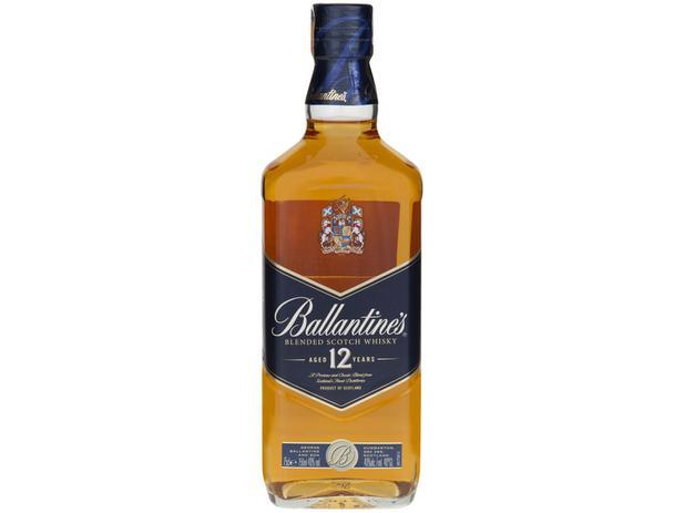 Imagem de Whisky Ballantines Escocês 12 anos 750ml