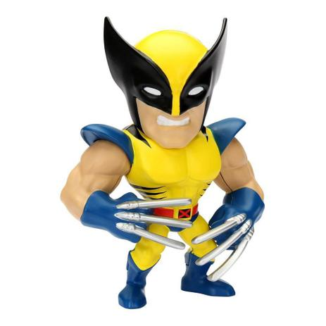 Imagem de Wolverine X-Men Metal Die Cast DTC 4135