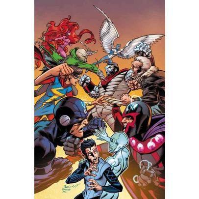 Imagem de X-Men - All-New X-Men (Formerly Part Of X-Men) - All-New X-Men: Inevitable Vol. 4 - IVX