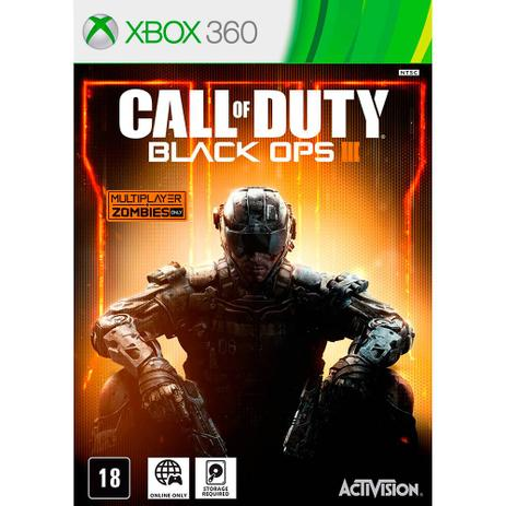 Imagem de X360 lac call of duty black ops 3