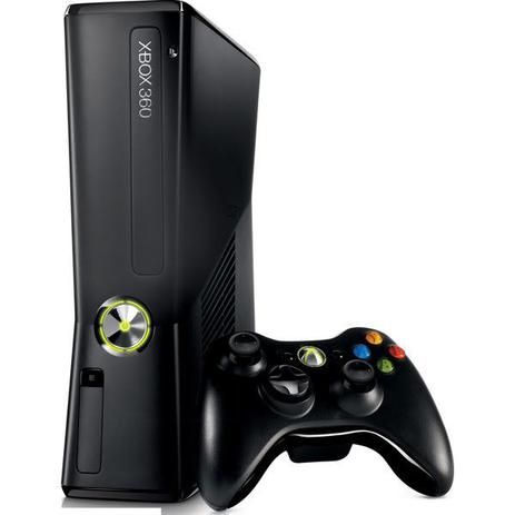 Imagem de Xbox 360 Slim 4gb + Joga Na Live