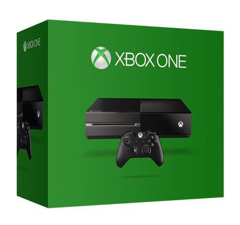 Xbox One 500gb ( Vitrine ) + 5 Jogos - Microsoft