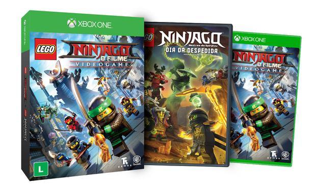 Imagem de Xbox One - Lego Ninjago: Edição Limitada